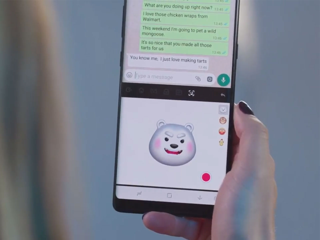 Get iPhone's Animoji in Any Android Device [Almost Same]