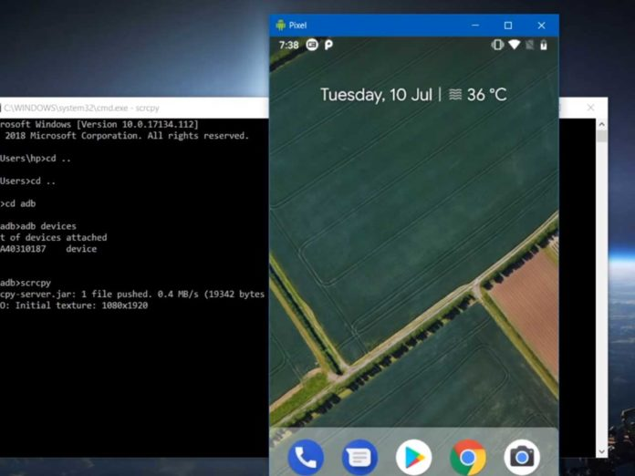 How to Mirror Android Screen on PC without any 'Lag'