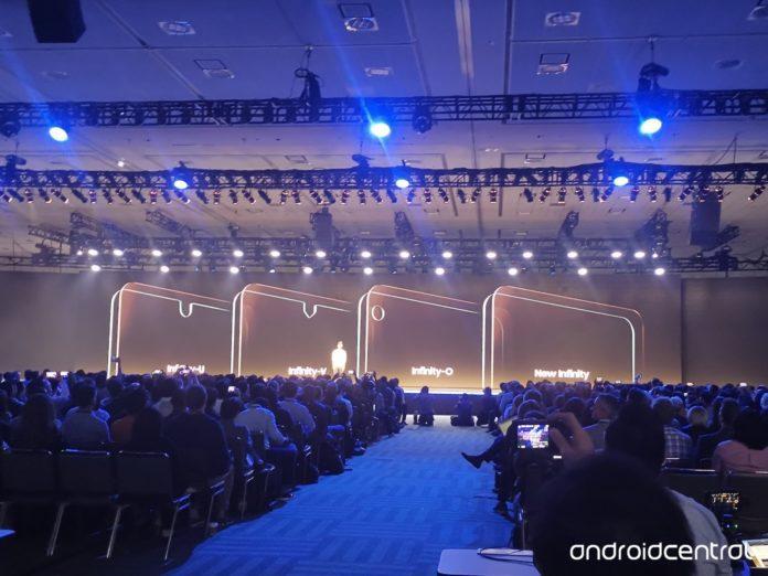 Explaining Samsung's New Screen Technology - Infinity Displays