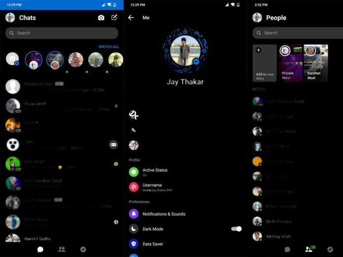 How to Enable Hidden Dark Mode in Facebook Messenger