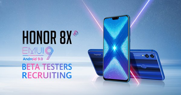 Huawei and Honor Users Can Now Apply to Test Beta Updates