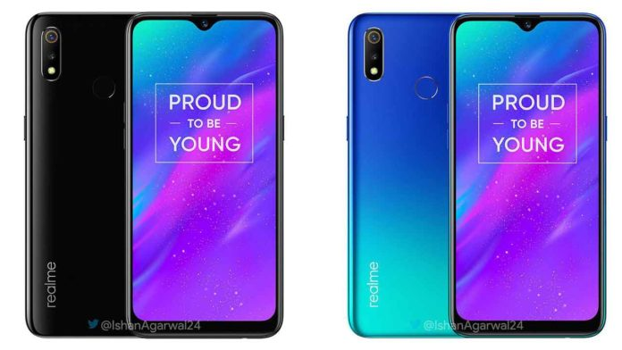 Realme 3 Launched in India with Helio P70 and Color OS 6
