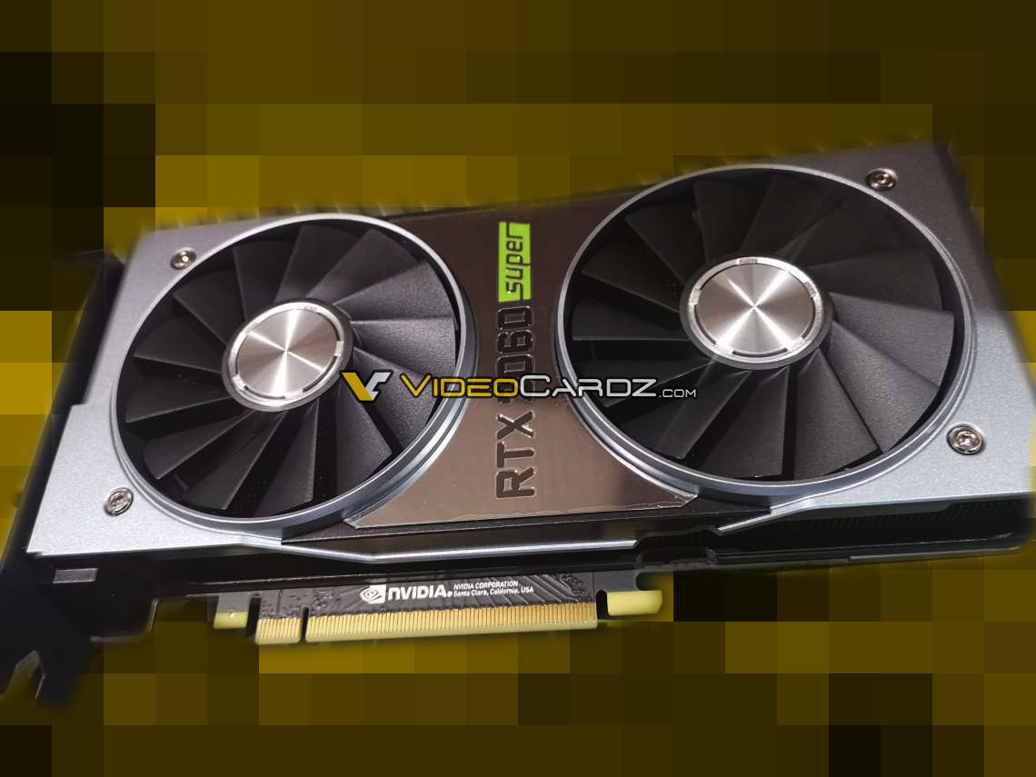 NVIDIA GeForce RTX 20 Super Series Final Prices Leaked