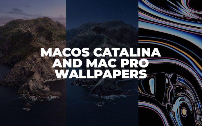 Download Macos Catalina And Mac Pro Xdr Wallpapers