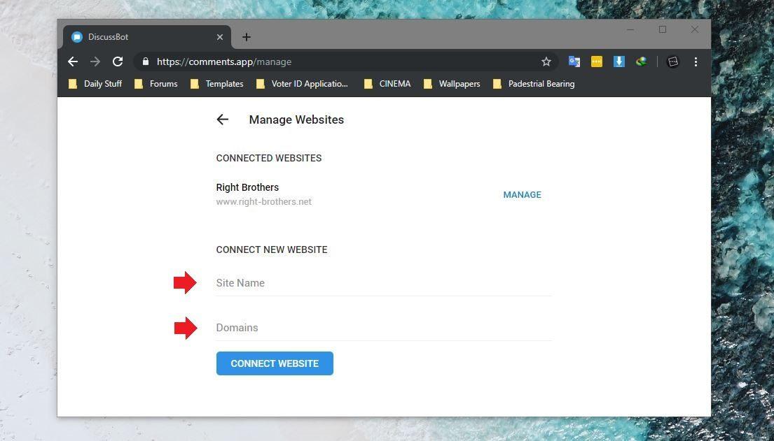 Link Telegram Comments Feature with WordPress Website 04