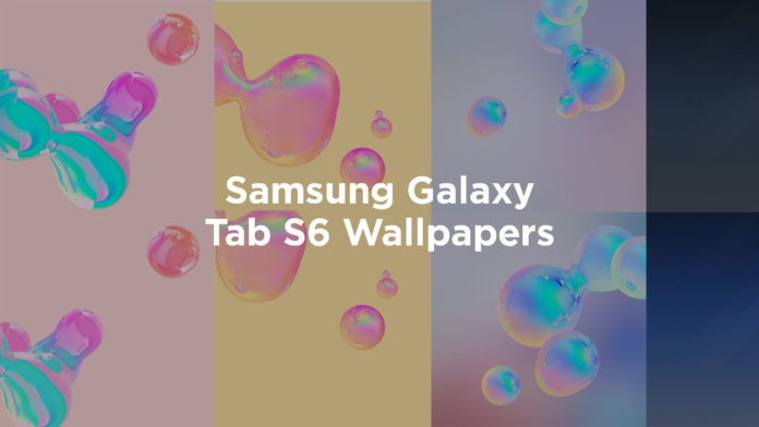 Download Samsung Galaxy Tab S6 Stock Wallpapers